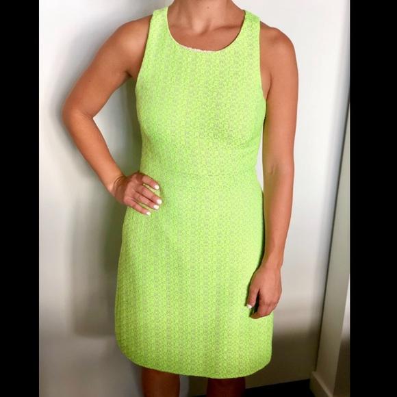 J. Crew Dresses & Skirts - J.Crew Tweed Racerback Dress